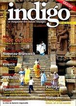 INDIGO n°9 / Inde