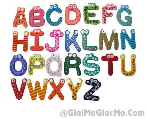Giải mã giấc mơ về chữ cái & ngủ nằm mơ thấy chữ cái