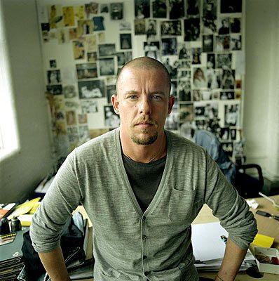 Alexander McQueen Fashion Designer