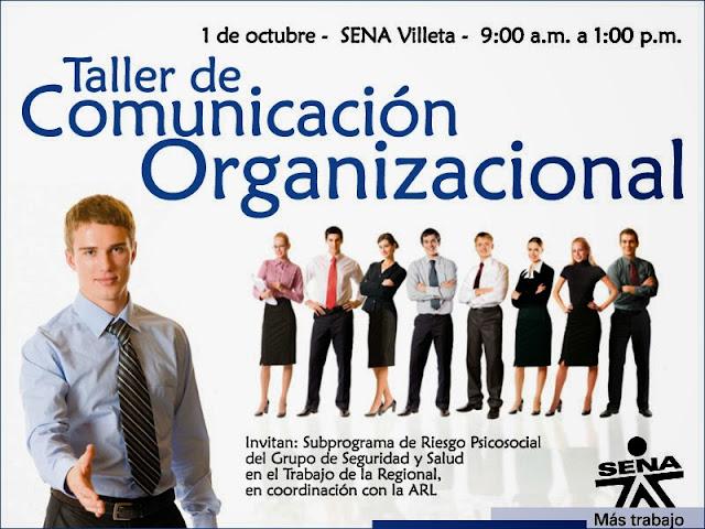 Taller de Comunicación Organizacional - Villeta