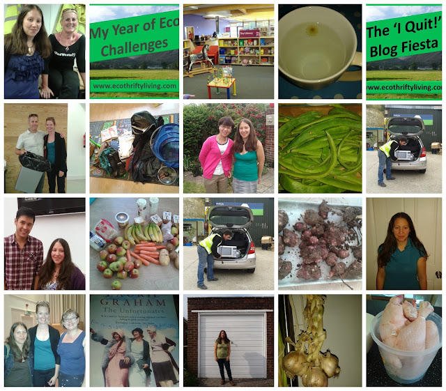2013 - An Eco Thrifty Year in pictures (and words)!