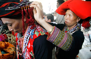The unique ceremony of the Red Dao in Sa Pa 1