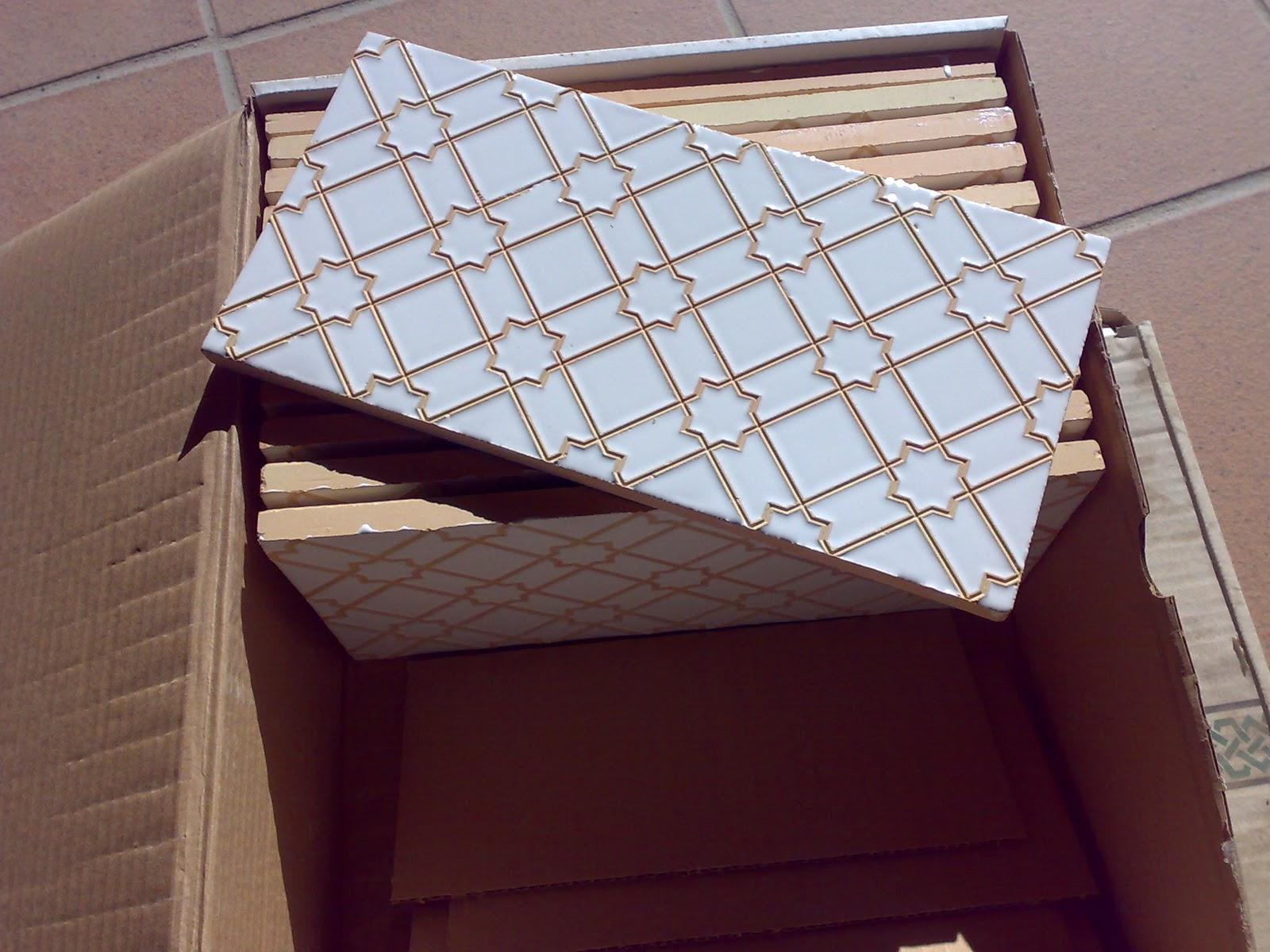 Azulejos alicatados y alicatadores diciembre 2011 - Cenefas para azulejos ...