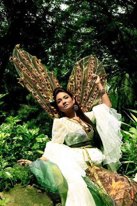 athena mae imperial,miss earth philippines 2011