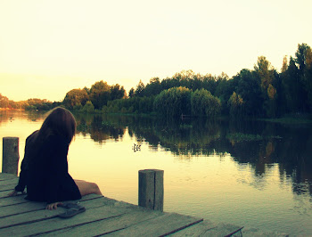 Yo te esperare.. nos sentaremos juntos frente al mar.