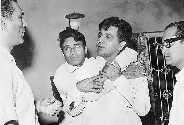 K Asif And Dilip Kumar Sister That left left Dilip Kumar as