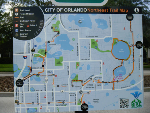 Orlando Bike Trail