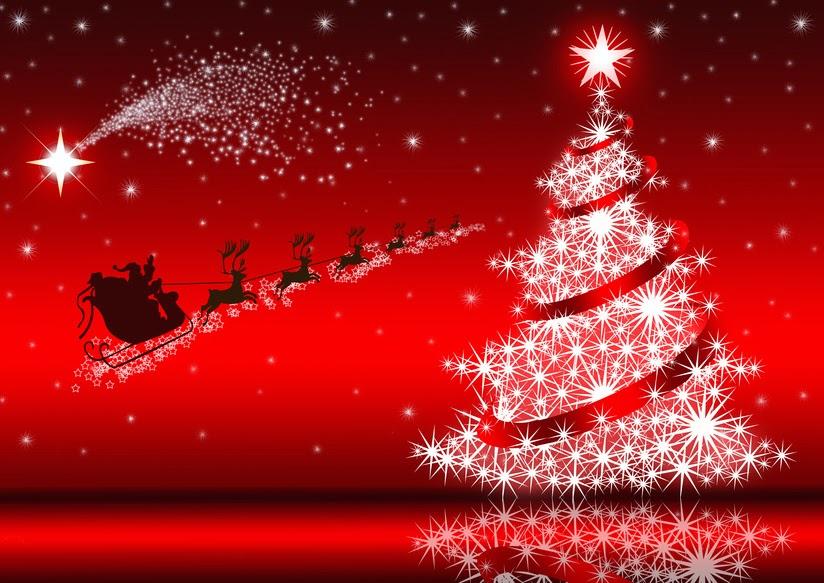Raccolta dei migliori 5 sfondi natalizi fissi e animati for Sfondi natale 3d