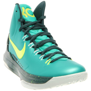 Nike Men's KD V ''Hulk'' Basketball Shoes - Kevin Durant inspired