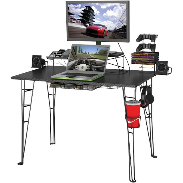 Ultimate Gamer Desk for Computer Gamers