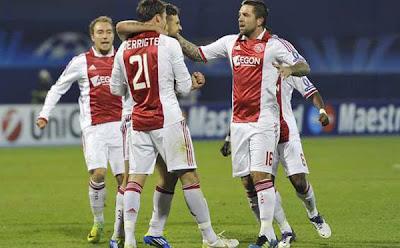 Dinamo Zagreb 0 - 2 Ajax Amsterdam (2)