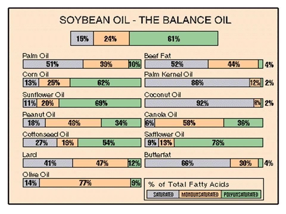 Tony bani minyak kedelai kadar minyak kedelai relatif lebih rendah dibandingkan dengan jenis kacang kacangan lainnya tetapi lebih tinggi daripada kadar minyak serelia ccuart Choice Image