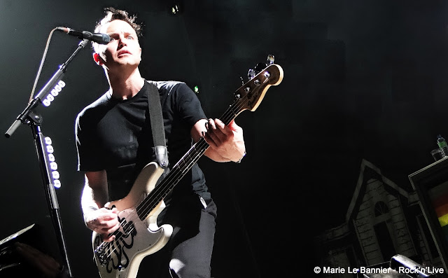 BLINK 182 Rock'n'Live Blog July 2012 Mark Hoppus