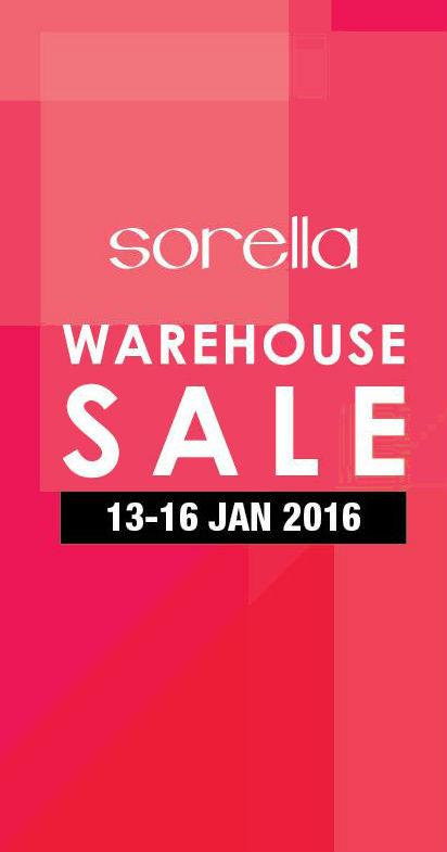 Sorella Lingerie Malaysia Warehouse Sale