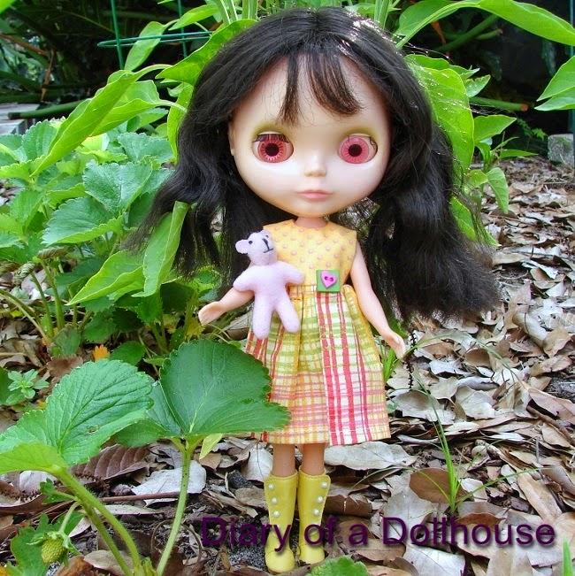 Blythe Kenner Toys Doll 1972