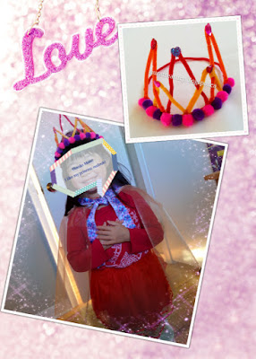 How to make a Princess Cape and Tiara