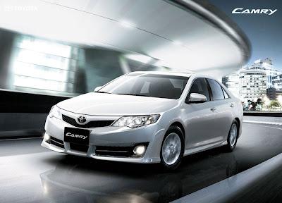Toyota Camry 2013 Price Review Toyota Camry 2013 Indonesia   Harga, Spesifikasi Dan Review