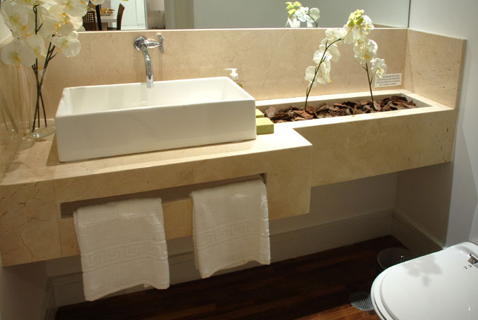 Amar, Casar e Decorar Banheiros!! -> Cuba Para Banheiro Em Formato Ovalado