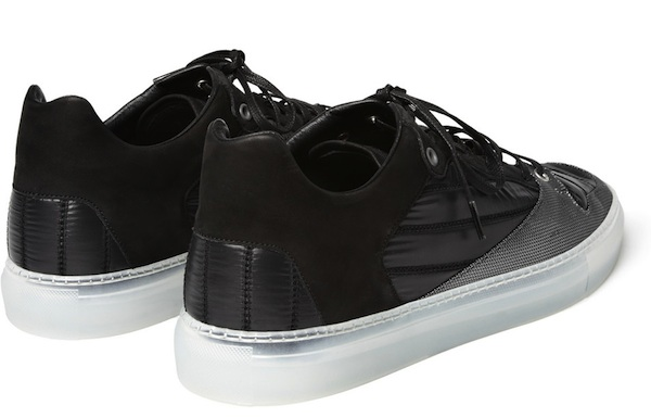 balenciaga spring summer 2011 patchwork low top sneaker sneakers airports. Black Bedroom Furniture Sets. Home Design Ideas