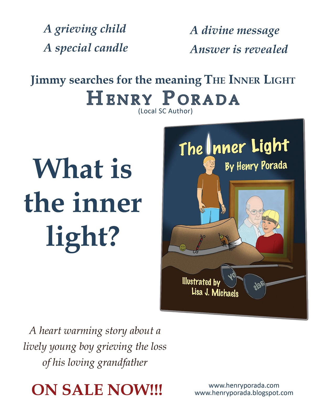 Poster THE INNER LIGHT