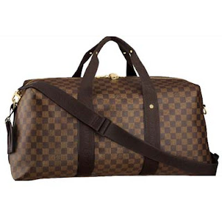 Equipajes Louis Vuitton Weekender Beaubourg N41139 en Madrid
