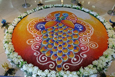 Peacock Wedding Decoration Ideas