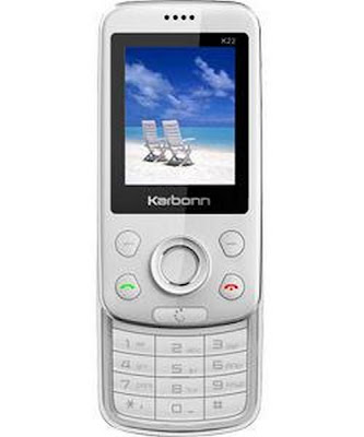 Karbonn K22 Glitz Mobile Phone Review and Specification