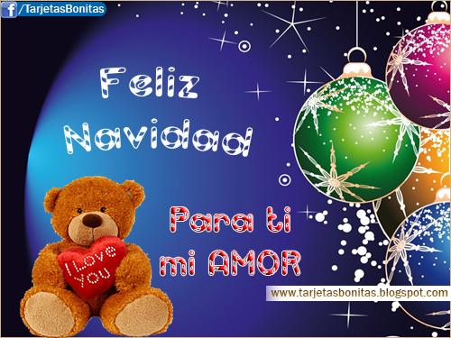 mensajes de navidad para enamorados