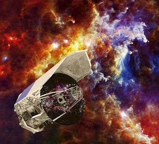Telescopio Herchel de la ESA