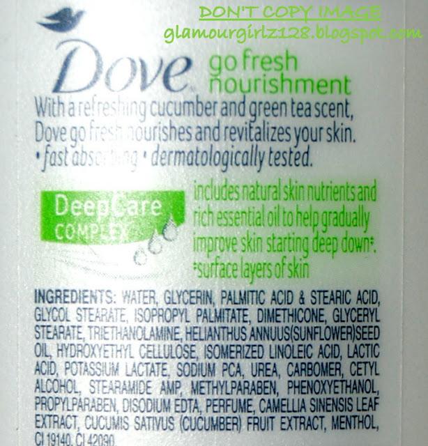 Vaseline or Dove body lotion.