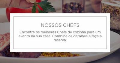 Meu Bistrô: os chefs cozinham na sua casa