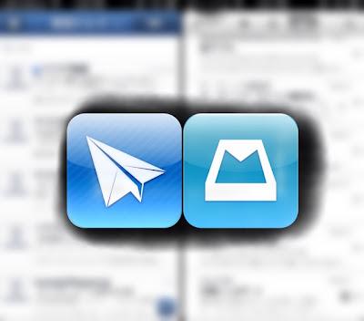 [K!]iOSメーラーのSparrowとMailboxを比べてみて個人的な意見.