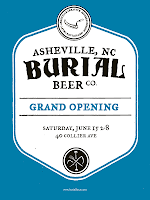 Burial Beer Co Grand Opening