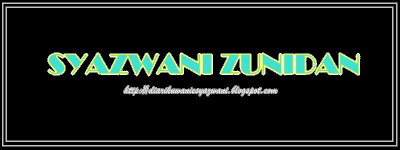 Syazwani Zunidan