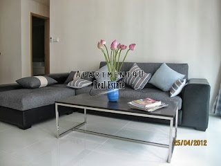 3 bed apartment for rent in The Vista HCMC 1000USD