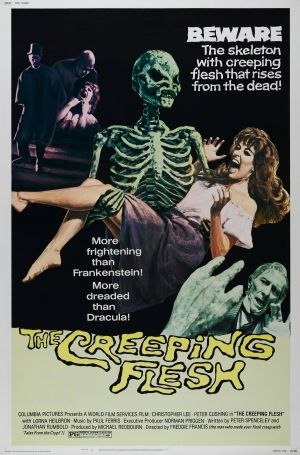 The Creeping Flesh 1973 DVDRip(Cushing-Lee)