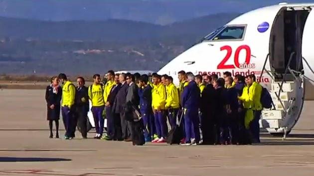 villarreal, fútbol, aeropuerto de castellón