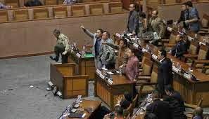 DPR Tandingan Koalisi Indonesia Hebat