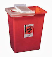 Sharps Container Disposal Maryland