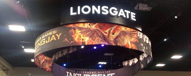 'Mockingjay Part 1' Arrives At SDCC 2014 - First Photos From Preview Night