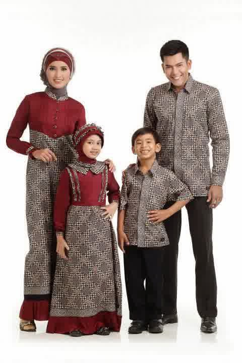 Contoh Model Baju Muslim Anak Terbaru