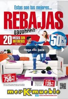 Catalogo de rebajas merkamueble enero febrero 2013 - Catalogo de merkamueble ...