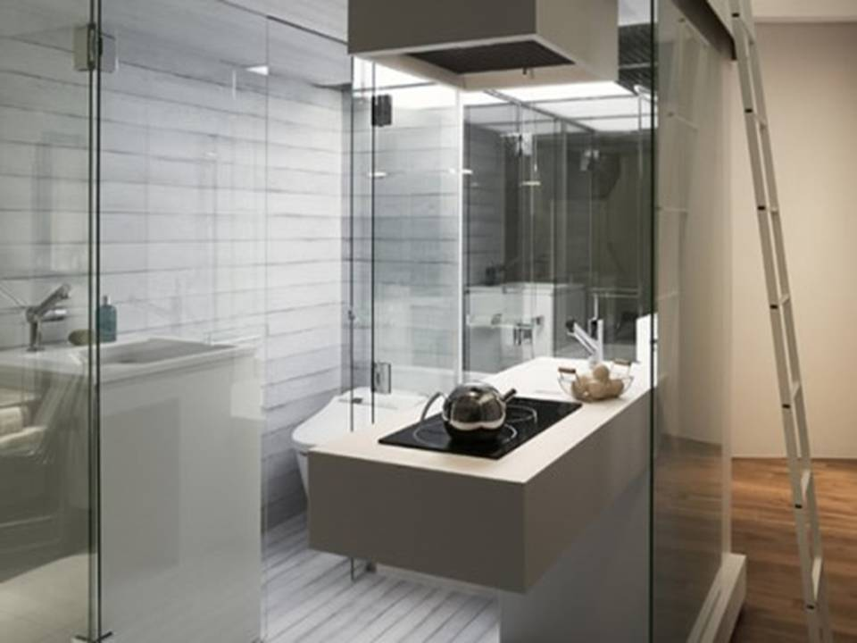 Small luxury bathrooms small luxury bathroom houzz for Small luxury bathrooms ideas