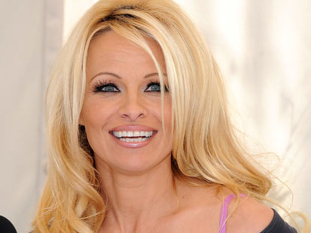 Pamela Anderson HD Wallpapers Free Download