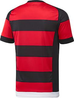 jual online jersey Jersey Flamengo home terbaru untuk musim 2015/2016