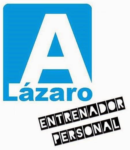 Entrenador personal, Alberto Lázaro