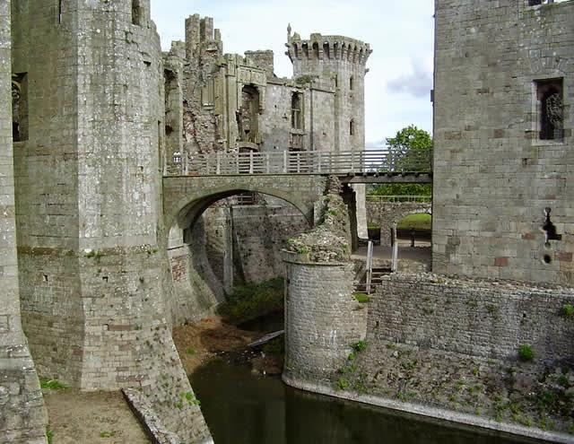 Castelo Raglan, País de Gales | Raglan Castle, Wales