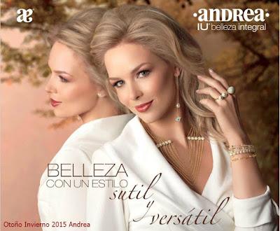 Catalogo Andrea Belleza Integral OI 2015