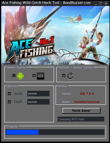 Ace fishing wild catch hack android ios free downloads for Ace fishing cheats