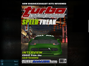 My Magazine in Nfs Underground 1